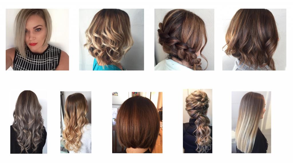 Rosie Viney Hair